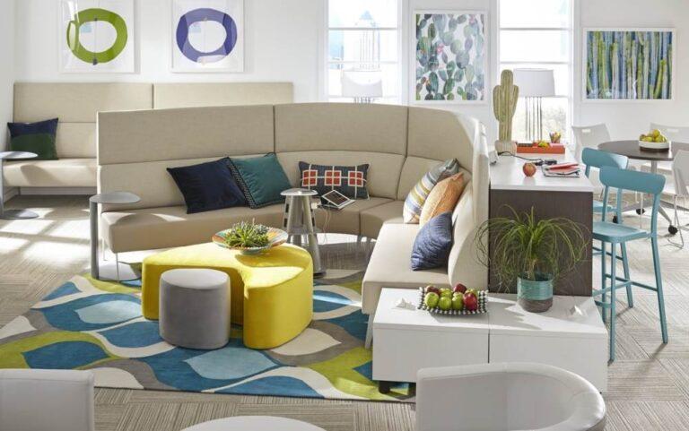 3 Multipurpose Furniture Trends for Open Office Design
